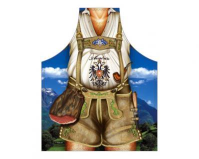 Schürze Tiroler Mann 56 x 73 cm