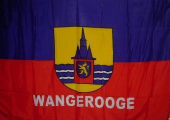 Flagge Fahne Wangerooge 90 x 150 cm - Vorschau