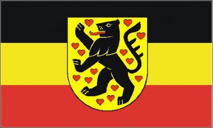 Flagge Fahne Weimar 90 x 150 cm - Vorschau