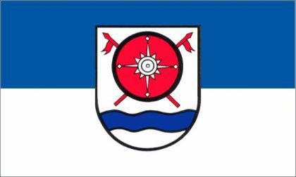 Flagge Fahne Westoverledingen 90 x 150 cm - Vorschau