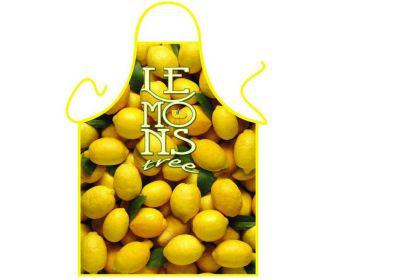 Schürzen Zitronen 56 x 73 cm