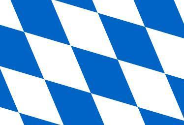 Flagge Fahne Bayern Raute 90 x 150 cm - Vorschau