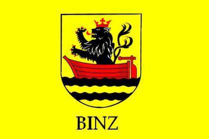 Flagge Fahne Binz 90 x 150 cm - Vorschau