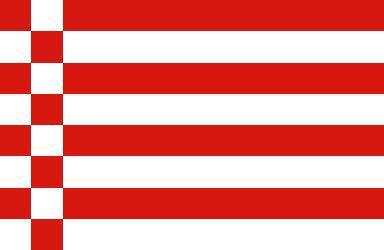 Flagge Fahne Bremen Speckflagge 90 x 150 cm - Vorschau