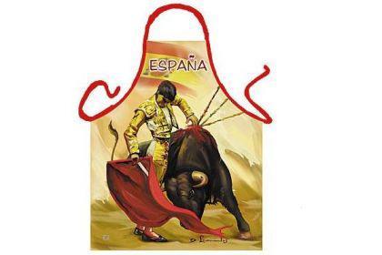 Schürze Espagna Torero 56 x 73 cm