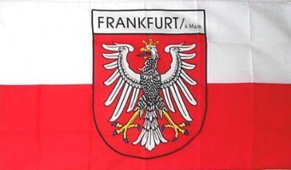 Flagge Fahne Frankfurt 90 x 150 cm - Vorschau