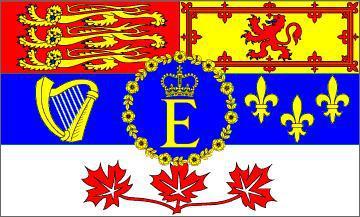 Flagge Fahne Kanada Royal 90 x 150 cm - Vorschau