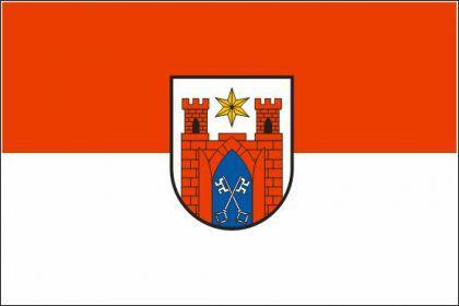 Flagge Fahne Lübbecke 90 x 150 cm - Vorschau
