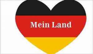 Flagge Fahne Mein Land 90 x 150 cm