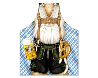 Schürze Oktoberfest Mann 56 x 73 cm