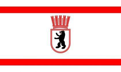 Flagge Fahne DDR Ostberlin 90 x 150 cm