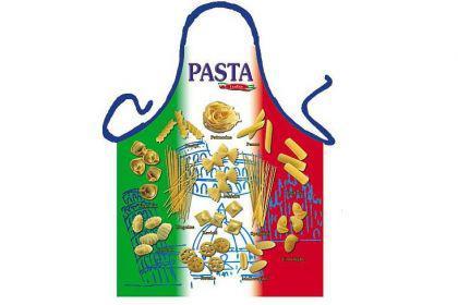 Schürze Pasta Tricolore 56 x 73 cm