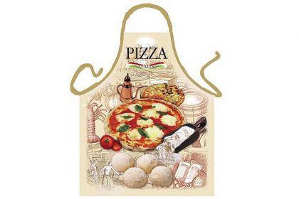 Schürze Pizza 56 x 73 cm