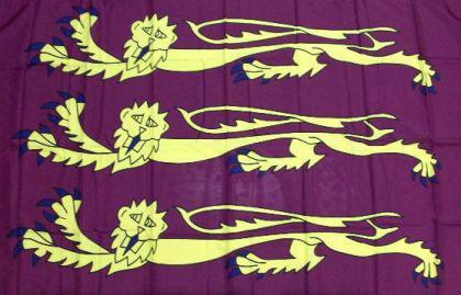 Flagge Fahne Richard Löwenherz 90 x 150 cm - Vorschau