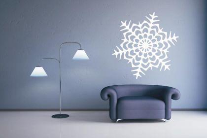 Wandtattoo Snowflake Motiv Nr. 3