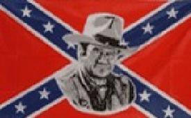 Flagge Fahne Südstaaten John Wayne 90 x 150 cm