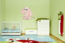 Wandtattoo Babyfant Motiv Nr. 1