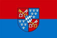 Flagge Fahne Berchtesgaden 90 x 150 cm
