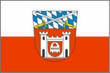 Flagge Fahne Cham 90 x 150 cm