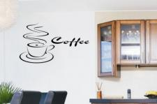Wandtattoo Coffee Motiv Nr. 1