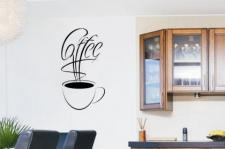 Wandtattoo Coffee Motiv Nr. 4
