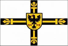 Flagge Fahne Deutscher Orden 90 x 150 cm