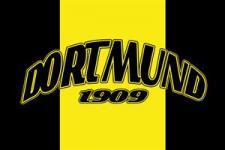 Flagge Fahne Dortmund 1909 90 x 150 cm