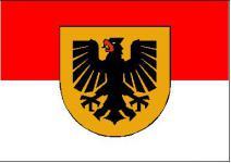 Flagge Fahne Dortmund 90 x 150 cm