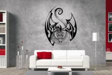 Wandtattoo Dragon Motiv Nr. 16
