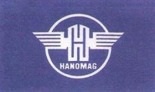 Flagge Fahne Hanomag 90 x 150 cm