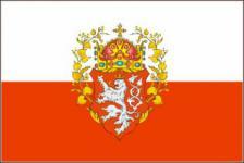 Flagge Fahne Königreich Böhmen 90 x 150 cm