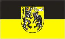 Flagge Fahne Landkreis Bamberg 90 x 150 cm