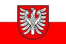 Flagge Fahne Landkreis Heilbronn 90 x 150 cm