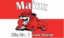 Flagge Fahne Mainz 90 x 150 cm