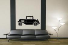 Wandtattoo Oldtimer Car Motiv Nr. 8