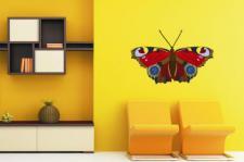 Wandtattoo Schmetterling Motiv Nr. 1