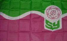 Flagge Fahne South Yorkshire 90 x 150 cm