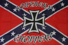 Flagge Fahne Southern Choppers 9 0x 150 cm