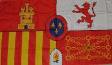 Flagge Fahne Spanien Royal 90 x 150 cm