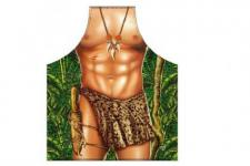 Schürze Tarzan 56 x 73 cm