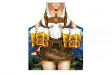 Schürze Tiroler Frau 56 x 73 cm