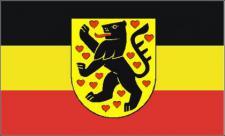 Flagge Fahne Weimar 90 x 150 cm