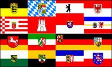 Flagge Fahne 16 Bundesländer 90 x 150 cm