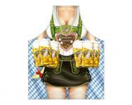 Schürze Oktoberfest Frau 56 x 73 cm