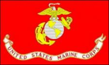 Flagge Fahne US Marines Corps 90 x 150 cm