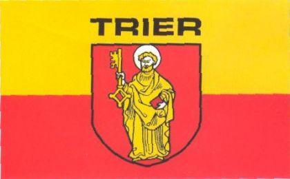 Flagge Fahne Trier 90 x 150 cm - Vorschau