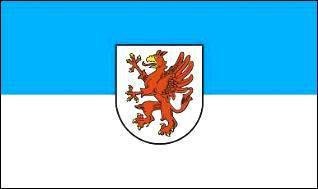 Flagge Fahne Vorpommern 90 x 150 cm