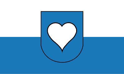 Flagge Fahne Wiesenthal Ortsteil 90 x 150 cm - Vorschau