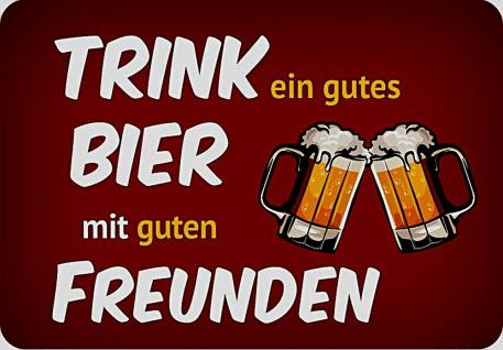 Kult-Hänger Trink ein gutes Bier