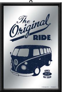 Spiegel - VW Bulli - the original ride - Vorschau